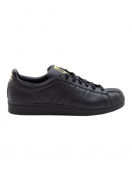 ADIDAS ORIGINALS Кроссовки Mr. SUPERSTAR SUPERSHELL черные