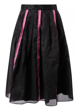 JUPE by JACKIE Skirt Pink Russian