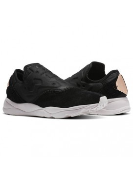 REEBOK CLASSIC FURYLITE SLIP ON FBT SNEAKERS BS6413