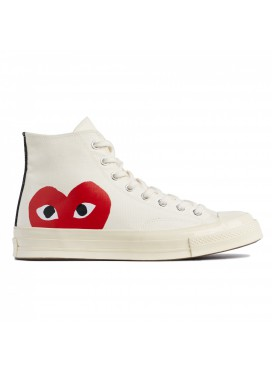 Play Converse Chuck Taylor All Star '70 High (White) P1K112