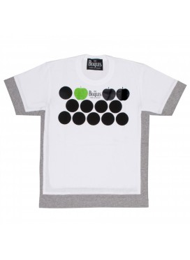 Comme des Garcons x The Beatles White T-Shirt VL-T004
