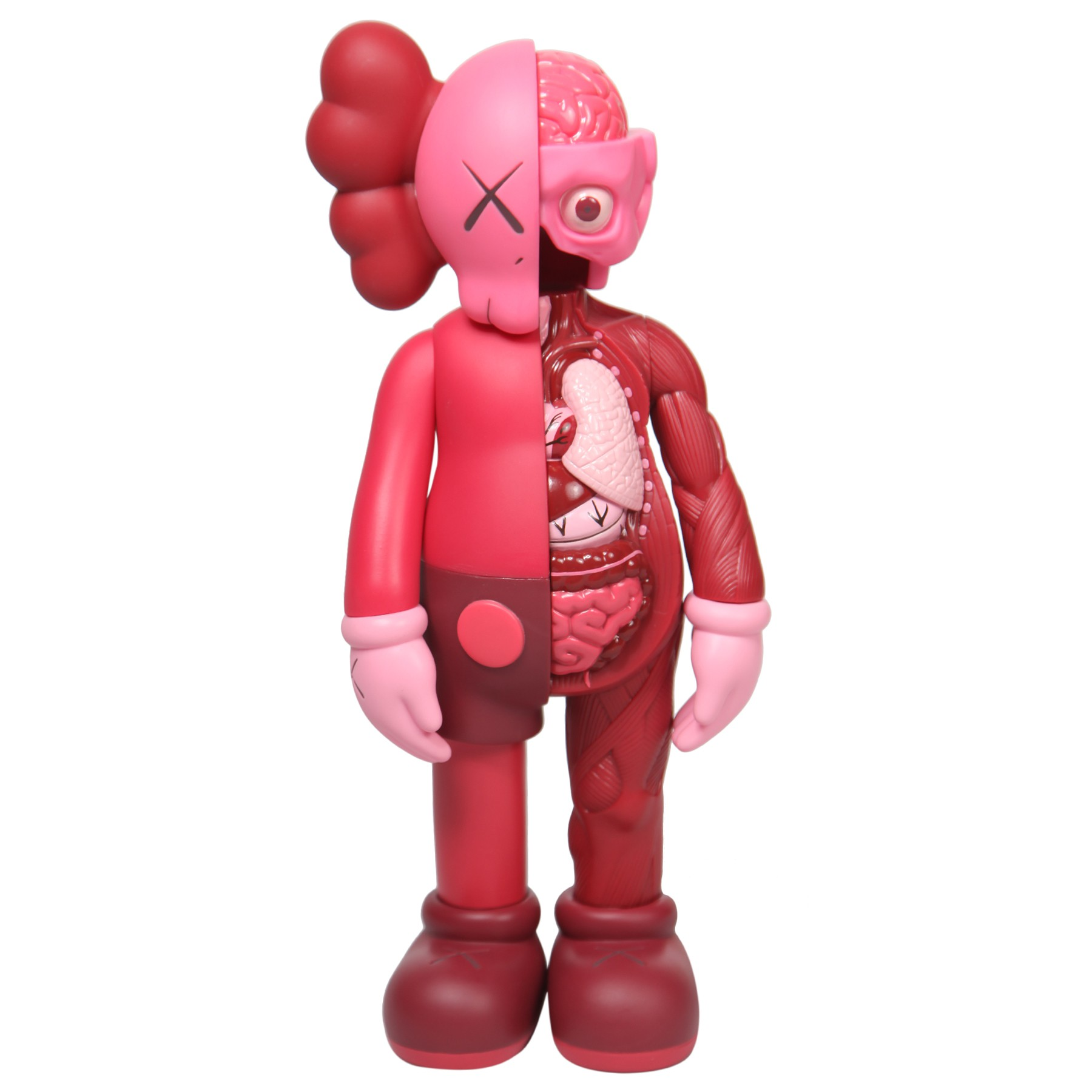- MEDICOM TOY x KAWS COMPANION BLUCH FLYED (OPEN EDITION)