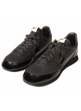 COMME DES GARCONS BLACK x NIKE NIGHT TRACK SNEAKERS