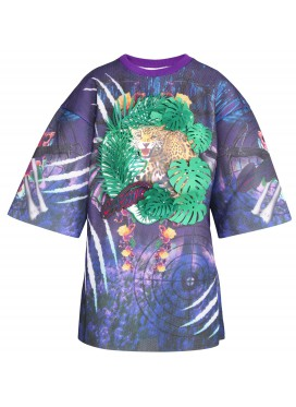 WONDER ANATOMIE t-shirt TIGER 3D