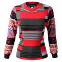 COMME DES GARCONS TRICOT SWEATER RED