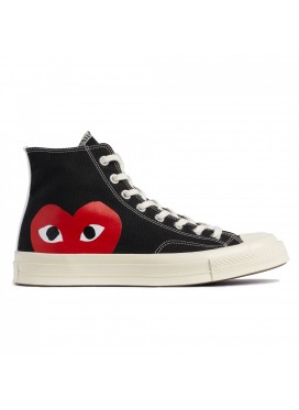 Play Converse Chuck Taylor All Star '70 High (Black) P1K112
