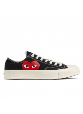 Play Converse Chuck Taylor All Star '70 Low (Black) P1K111