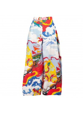 ANGEL CHEN OVERSIZED TROUSERS