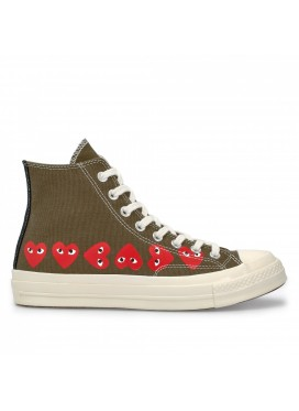 Play Converse Chuck Taylor All Star '70 High (Khaki) P1K116