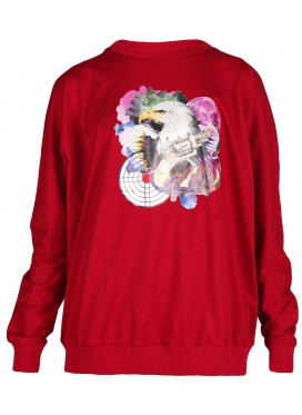 WONDER ANATOMIE sweatshirt eagle