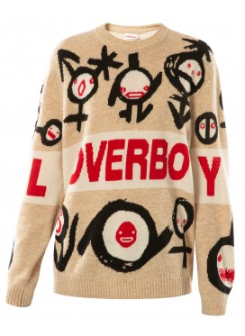 CHARLES JEFFERY LOVERBOY ДЖЕМПЕР