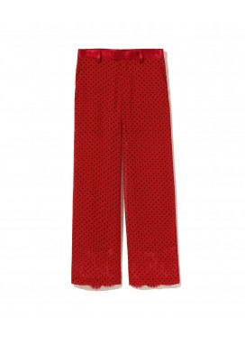SUE UNDERCOVER RED PANTS SUY1504-1