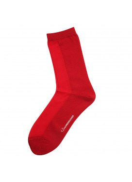 SUE UNDERCOVER RED SOCKS