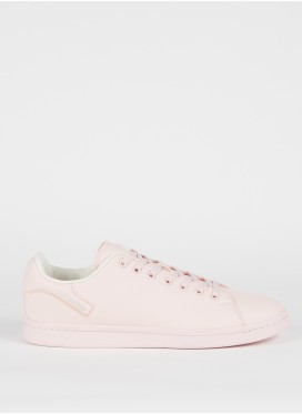 RAF SIMONS-ORION PINK LOW-TOP SNEAKERS