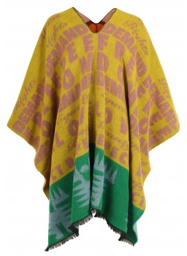 WALTER VAN BEIRENDONCK W:A.R. PONCHO III