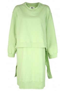 MM6 MAISON MARGIELA PISTACHIO DRESS