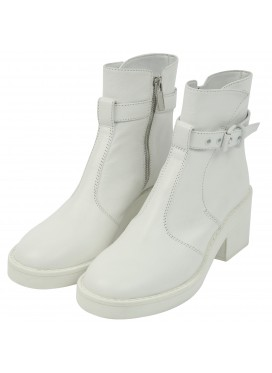 MM6 MAISON MARGIELA 70 MM ANKLE BOOTS