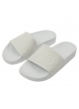 MM6 MAISON MARGIELA WHITE SLIPPER