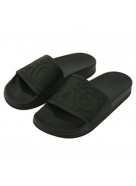 MM6 MAISON MARGIELA BLACK SLIPPER