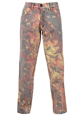 LIBERAL YOUTH MINISTRY FIRE VINTAGE PANTS