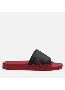 RAF SIMONS-ASTRA RED SANDALS