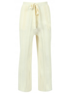 A-COLD-WALL BEAM WHITE PANTS