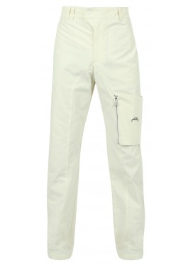 A-COLD-WALL CIRCUIT CARGO WHITE PANTS