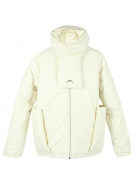 A-COLD-WALL WHITE CIRRUS JACKET