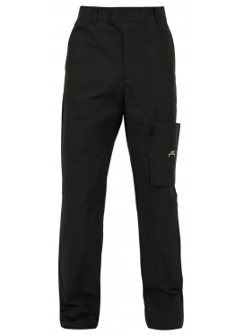 A-COLD-WALL CIRCUIT CARGO BLACK PANTS