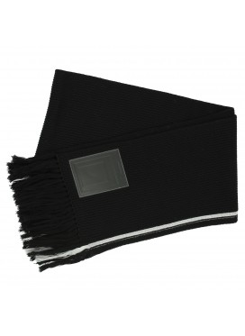 A-COLD-WALL LINEAR BLACK SCARF