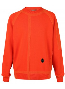 A-COLD-WALL TECHNICAL ORANGE KNIT