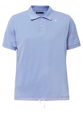 08 SIRCUS blue polo shirt