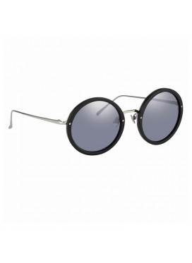 LINDA FARROW LUXE sunglasses  black