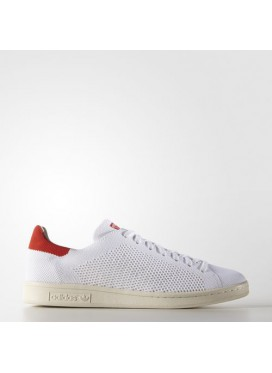 ADIDAS ORIGINALS КРОССОВКИ STAN SMITH OG PRIMEKNIT красный