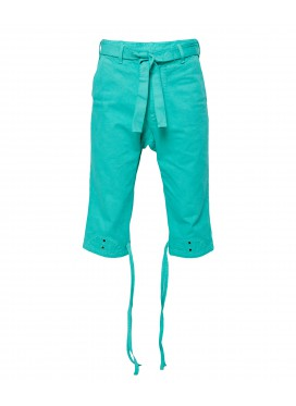 Bernhard Willhelm green shorts